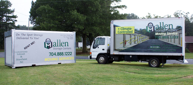 Moving Service and Portable Storage